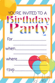 Birthday Invitation Cards Templates Create Beautiful Birthday Invitations Easily Postermywall