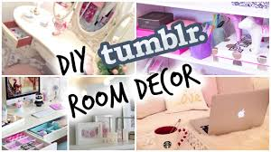 Room Decor Diy Diy Tumblr Room Decor Cheap Easy Youtube
