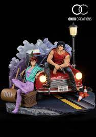City Hunter 35th Anniversary Statue • Oniri Créations