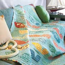 Queen Size Quilt Patterns Awesome Whale's Tale FREE Ocean Theme Bed Size Quilt Pattern Download The