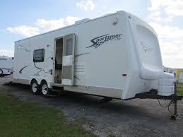 2006 kz sportsmen sportster 24l travel trailer toy hauler