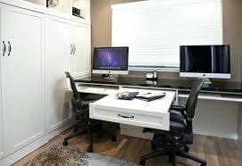 dual desk home office. Dual Desk Home Office Furniture Ideas Splendid Chic For Large Size . O
