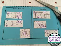 similar triangles methods for showing similarity cut and paste interactive notebook pagesin this fantastic set of interactive notebook pages you will find