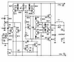 transistor amplifier circuit diagram the wiring diagram audio amplifier circuit page 22 audio circuits next gr circuit diagram