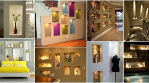 Wall niche lighting Deep Wall Wall Niche Ating Ideas Kitchen Recessed Wall Niche Mcciecorg Wall Niche Ideas House Lighting Design Mcciecorg