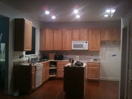 Decoration In Recessed Lights In Kitchen Related To Home Design Intended  For Size 1600 X 1200