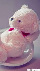 Cute Teddy Iphone 7 Wallpaper Iphone ...