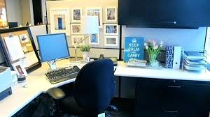 how to decorate an office. How To Decorate Office Room Decorating Cubicle The Dos And Of Desk Decor . An