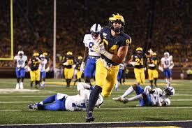 Arizona Football Depth Chart Michigan Wolverine Football Depth Chart 2019