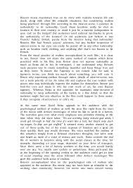 conceptualized ideas of realism essay alex mowbray 3