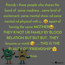 Cartoon Quotes Extraordinary Friends R Those People Wh Quotes Writings By Shunbul Faizan