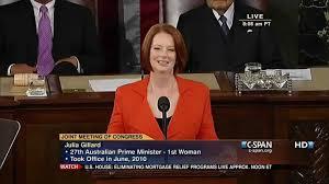 Julia Gillard - U.S. Congress Speech ...