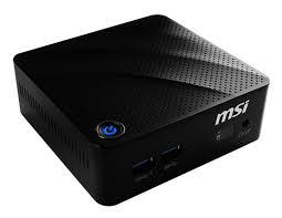 Неттоп <b>MSI Cubi</b> N 8 GL использует платформу Intel Gemini Lake