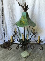 tracy porter savoy house 7 light chandelier le green 1 9110 7 paint new