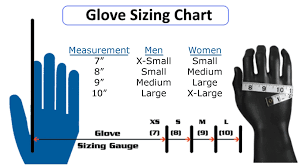 Mechanix Wear Glove Size Chart Mechanix Glove Sizing Chart Images Gloves And Descriptions