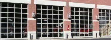 colorado glass garage doors