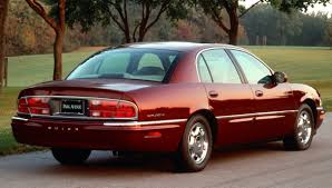 Curbside Classic: 1997 Buick Park Avenue – Better The Second Time ...