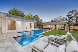 residential infinity pools. Fully Tiled Infinity Pool And Spa Residential Pools