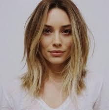 Wunderbare Frisuren Frisuren Mittellang Blond Duennes Haar Die