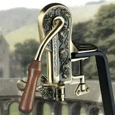 wine opener the estate countertop bottle