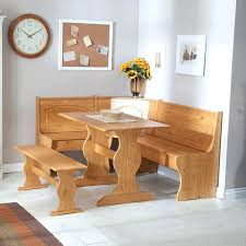 breakfast corner nook chelsea dining all wood