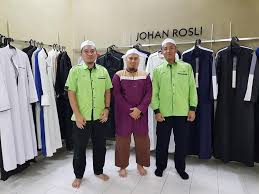 Image result for JOHAN ROSLI