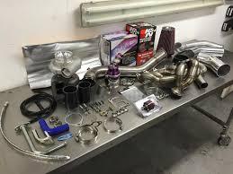 SRD Single Turbo Kit SRD Tuning