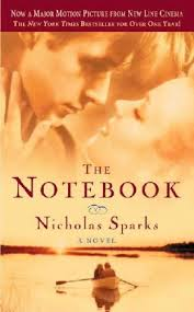 differences between the notebook book vs movie page