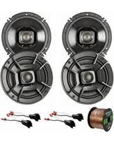 amazing deal on (4) polk audio db652 6 5' 300 watt car audio Metra 72 5600 Ford Speaker Harness 4x polk audio 6 5\