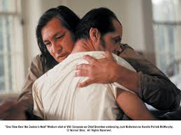 one flew over the cuckoo s nest home facebook image contain 1 person indoor