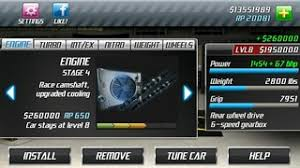 drag racing 1 7 51 for android download