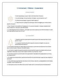 Essay Environment Pollution Essay Questions French As A Level Environment Pollution