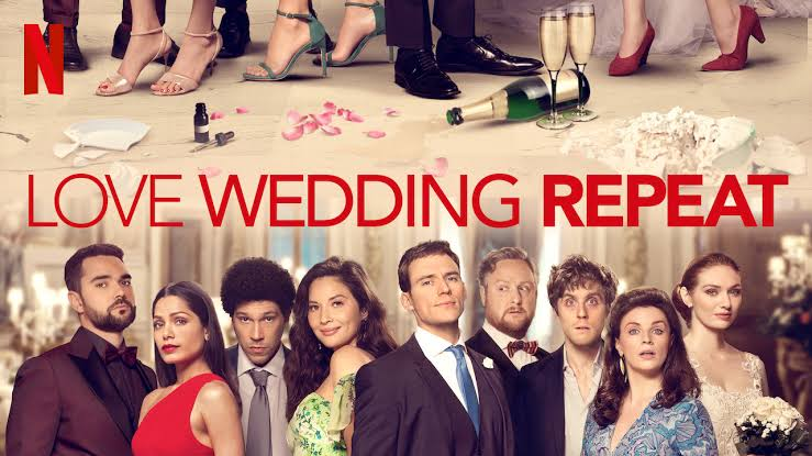 Movie: Love Wedding Repeat (2020)
