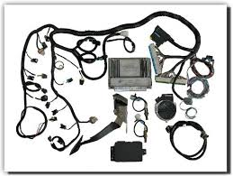 southern performance systems gen iii wire harness kits chevy 6.0 engine wiring harness Chevy Engine Wiring Harness #40