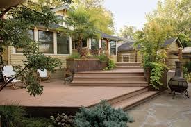 design a great backyard deck or patio