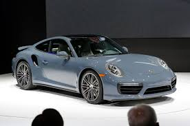 Facelifted Porsche 911 Turbo And S ...