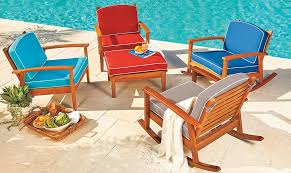 oiling eucalyptus wood patio furniture helps keep it its original brown color longer but over time eucalyptus naturally fades to a beautiful silver