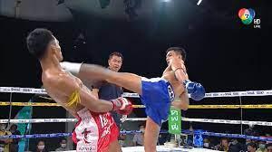 มวยไทย7สี 8 มี.ค.63 เพชรไพลิน สจ.โต้งปราจีน vs ซีอุย
