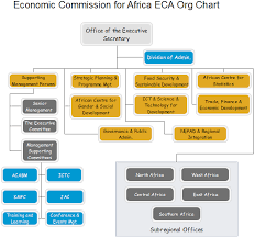 Economic Commission For Africa Org Chart Great Insights