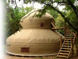 SPIRITS INTENT This is a tent you have probably never seen before. It is  called a