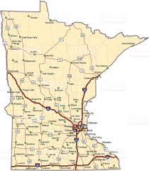 minnesota highway map stock vector art 158159899 istock Mn Highway Map minnesota highway map royalty free stock vector art mn highway map pdf
