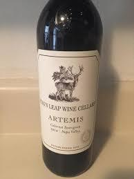 artemis stag s leap 2014. 2014 stag\u0027s leap wine cellars cabernet sauvignon artemis stag s