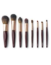 the plete brush set
