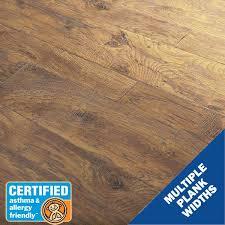 12mm ridgeway hickory gold laminate flooring 23 82 sq ft per box sold by the box