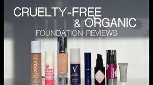 9 best free vegan organic foundation reviews and testing