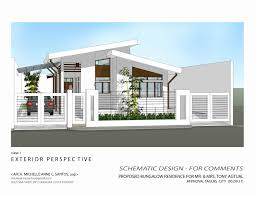 floor plan for small house in the philippines beautiful bungalow house plans plan for a with