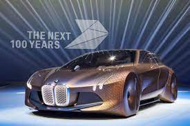 Bmw Looks To The Future With Shape Shifting Vision Next 100 Concept