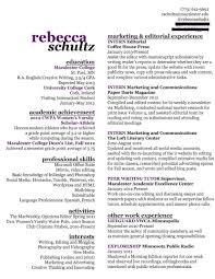 Excellent Edited Resume Contemporary Resume Templates Ideas