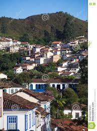 Brazilian Houses Brazilian Houses On A Hill Stock Photo Image 74348462
