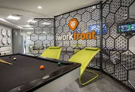 Game Room And Coke Freestyle Workfront Office Photo